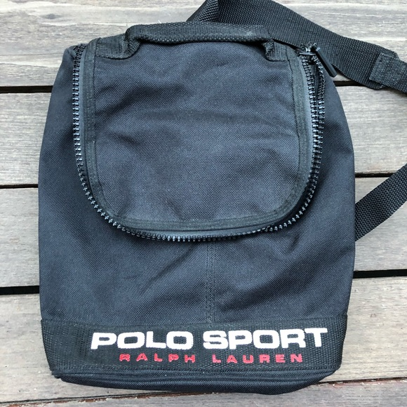 fb8203c6af Polo small backpack vguc. M 5be2649c95199644c641b31c